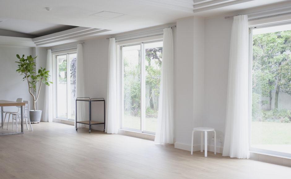 保護中: 緑に囲まれた広い庭付きスタジオが新たに目黒にもオープン <br>SHILO STUDIO