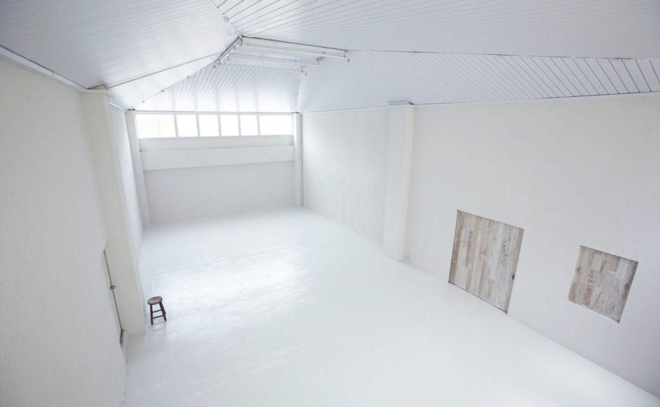 使い勝手とクリエイティビティ両面からの要望に応える、独特の空間を備えたスタジオ<br>STUDIO HINGE